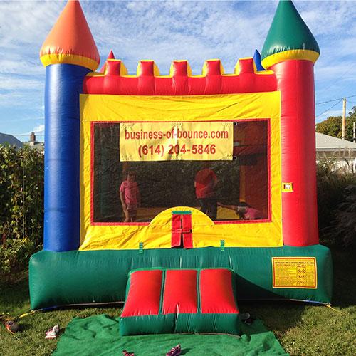 Castle Bouncer Ashville, Ohio
