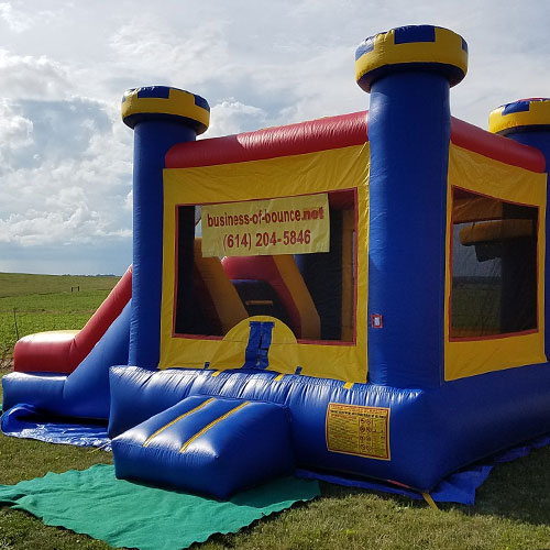 Slide Combo Bouncer Ashville, Ohio