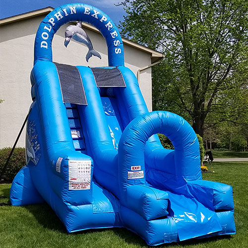Dolphin Dry Slide Ashville, Ohio